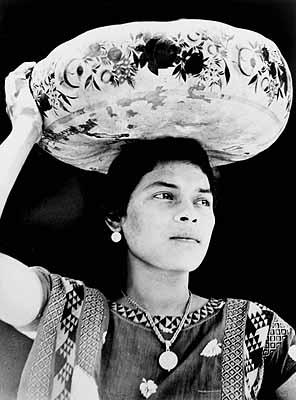 Donna di Tehuantepec, 1929