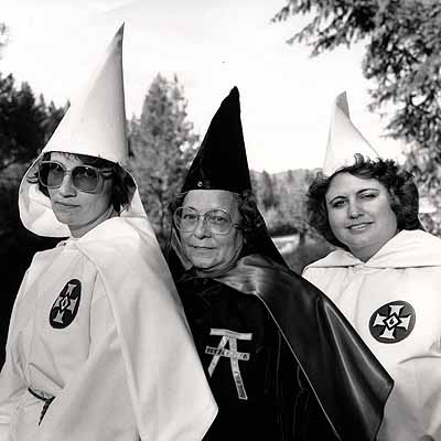 © Mary Ellen Mark- Aryan Nations, Hayden Lake, Idaho, 1986