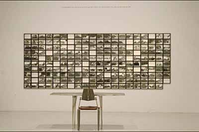 Sophie Calle, The Sleepers, 1979, Installation view at the Centre Pompidou, Paris, 2003-2004, Photo Jean-Claude Planchet, Centre Pompidou