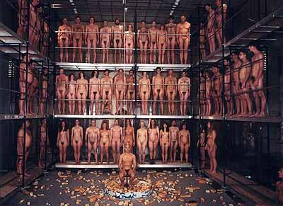 Zhang Huan . My America 1999
