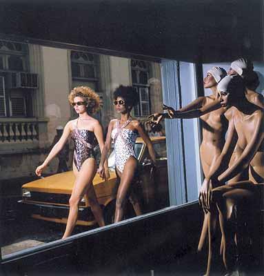 Calendrier VOGUEJuillet 1985© The Guy Bourdin Estate, 2003