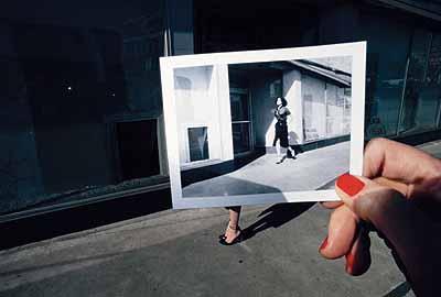 CHARLES JOURDANAdvertising Spring 1978© The Guy Bourdin Estate, 2003