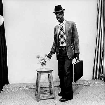 After the Studio, the voyage to France, 1972© Malick SidibéExhibition from The Hasselblad Center, Gotemburg, Sweden
