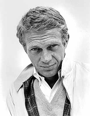 Steve McQueen, MGM Publicity Shoot No 1, LA, 1964 © William Claxton