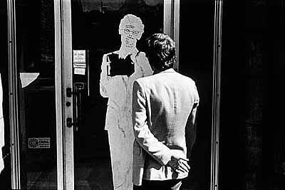 Serge Clément, Montreal 1982 . 50 x 60 cm© Serge Clément 2004