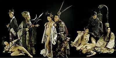 (Diao Chan)1-The Four Beauties
