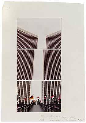 VALIE EXPORT, New York, Konzeptuelle Fotografie, 1976, VBK Wien, 2004