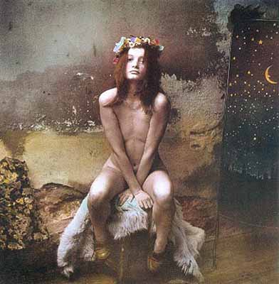 Jan Saudek, Zuzanka No. 1905, 1978 © Jan Saudek
