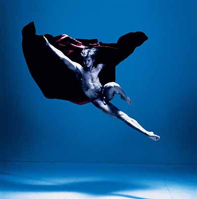 Dieter BlumCathedrals of the Body 2002 Michelangelo I. Jiri Jelinek. Stuttgart Ballet