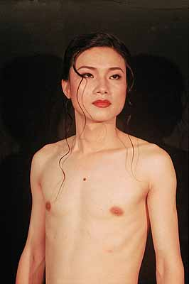 Performing the Body - Photography and Performance from China