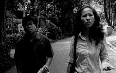 Apichatpong WeerasethakulMysterious Object at Noon, 2000