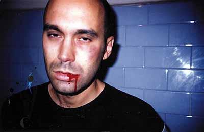 Enrique Marty, Hurt: Pedro,  2002