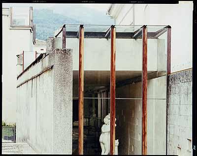 Fotografia di Guido GuidiGipsoteca Canoviana a Possagno, 1996 © Guido Guidi