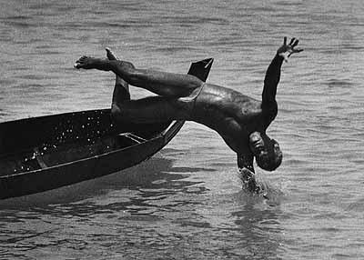 Schildkrötentaucher, Makira Inseln, 1936