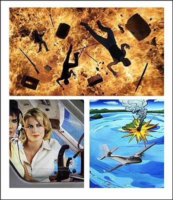 Tracey MoffattAdventure Series, 200410 Colour prints on Fujiflex Paper52