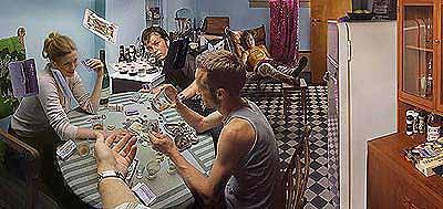 Mikkel McAlinden. Endgame, 1999.