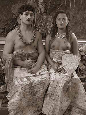UGALI'I SAMOA: SAMOAN COUPLE 2004–05