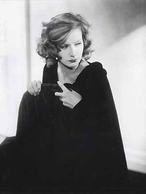 Greta Garbo 