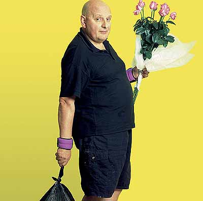 © Urs Lüthi Trash and Roses, 2001/2002