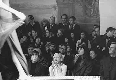 Madonna . Paris . 1993