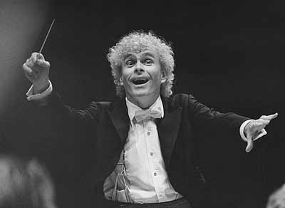 Sir Simon Rattle . Berlin . 2003