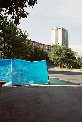 Yerevan, Armenia 2005 / Copyright © Jens Liebchen, 2005