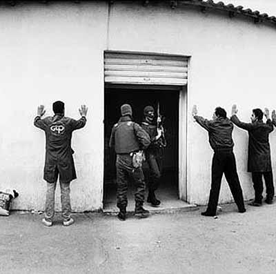 Krieg gegen den Terrorismus, Algerien, 1995 © SF/Michael von Graffenried