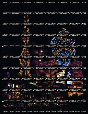 Thomas Kellner Paris/Las Vegas, 2004Chromogenic Dye Coupler PrintCopyright the artist, courtesy of Stephen Cohen Gallery