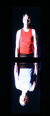 Bill Viola, Surrender, 2001 Video Installation