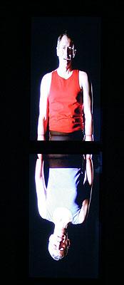 Bill Viola, Surrender, 2001 Video Installation