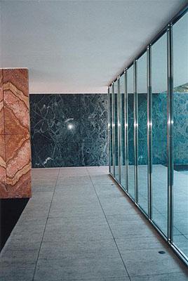 Günther Förg, Deutscher Pavillon, Barcelona, 1988, Archiv Günther Förg