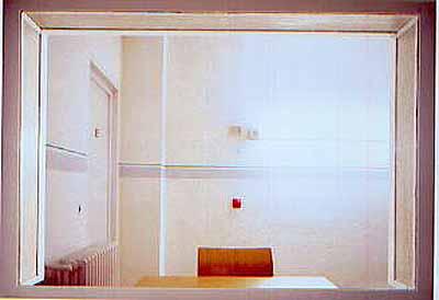 Andreas TheinFremdenzimmer 3, 2002. C-Print, 135 x 185 cm