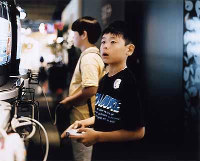 Takashi Homma Ohne Titel (Untitled) From the series Tokyo Suburbia, 1995-1998 C-print, 51 x 61 cm © Takashi Homma