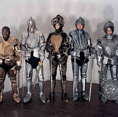 Knights, 2001