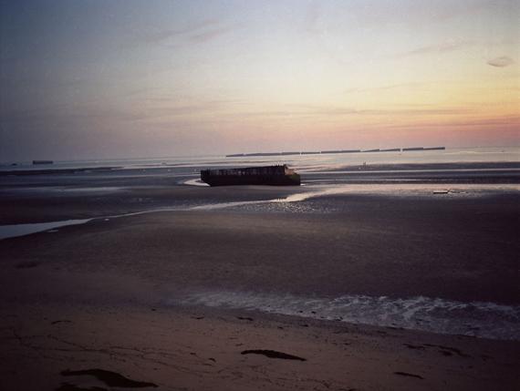 Eduardo NaveNormandie, Le Rivages du DébarquementFotografia de 2004sobre papel de 120 x 90 cmEd. 5