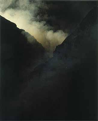 Sonja Braas, Wildfire, 2005, 185 x 150 cm, C-Print, Edition 8 + 2 AP