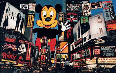 Mickeys Times Square