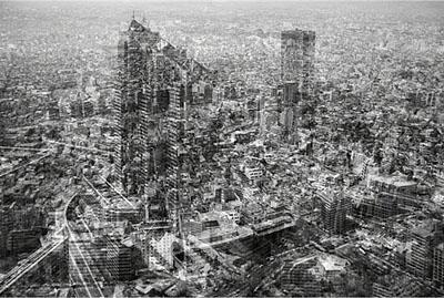 Netropolis Tokyo© Michael Najjar