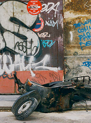 Dorothy Bohm Rive gauche, Paris November 1997 Musée Carnavalet-Histoire de Paris