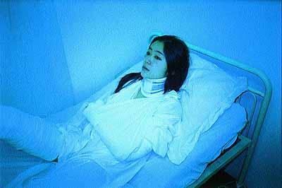 Romain SlocombeTokyo Blue#2tirage chromogène