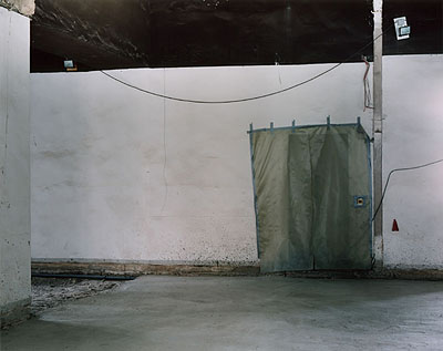 Erik Niedling STATUS #4, 2005, C-Print / Diasec