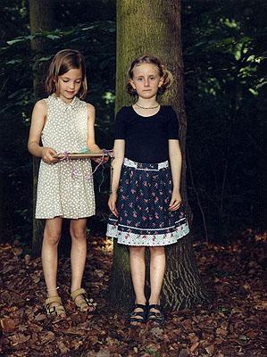 Tiergarten-Berlin-June-7 Author: 1998 © Rineke Dijkstra