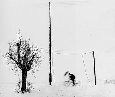 Radfahrer, 1953