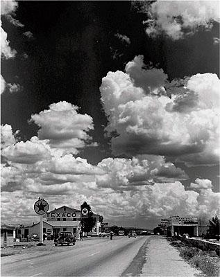 Andreas Feininger Route 66, Arizona, 1953 Photo by Andreas Feininger, LIFE Magazine © Time Inc.