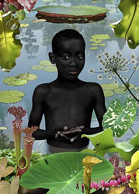 Ruud van Empel World N°13 2006 150 x 105 cm