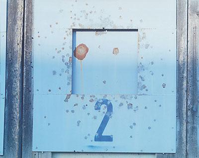 Guido Guidi 14126 Via Agucchi, Bologna 18/12/2001©2006 Guido Guidi/Jarach Gallery
