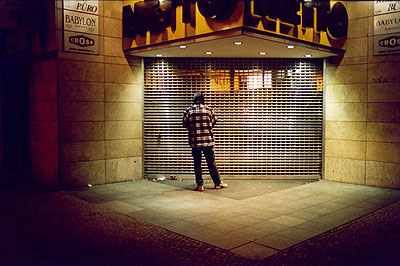 Berlin, from the series Die deutsche Aussicht, © Oliver Kern