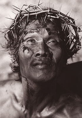 © Desiree Dolron, Holy Friday, Ceremony LENTEN, Philippines, Exaltation,