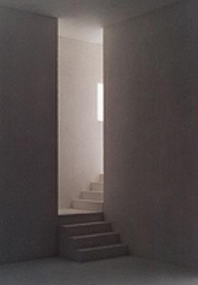 Moonho LEE, Raum 1, 2003 C-Print 150 x 110 cm