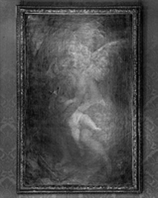 Yuji ONO Antonine van Dyck, Le Temps Coupe les ailes d'Amour, 1999 Silver Gelatin Print, 78 x 59 cm